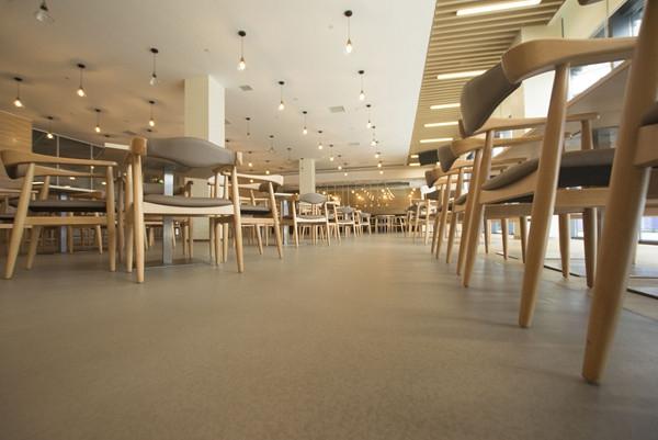 餐饮类塑胶地板