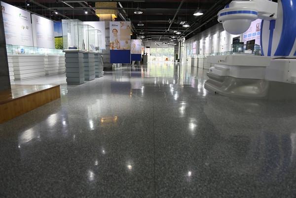 展馆类塑胶地板