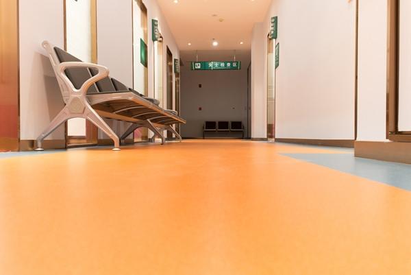 体检中心类塑胶地板