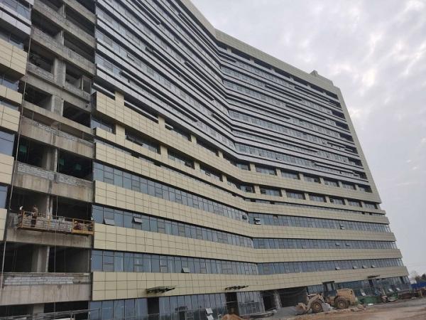 驻马店中心医院新院区