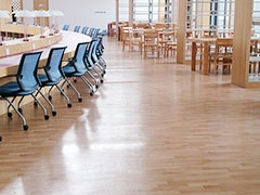 塑胶地板和运动地板什么关系?